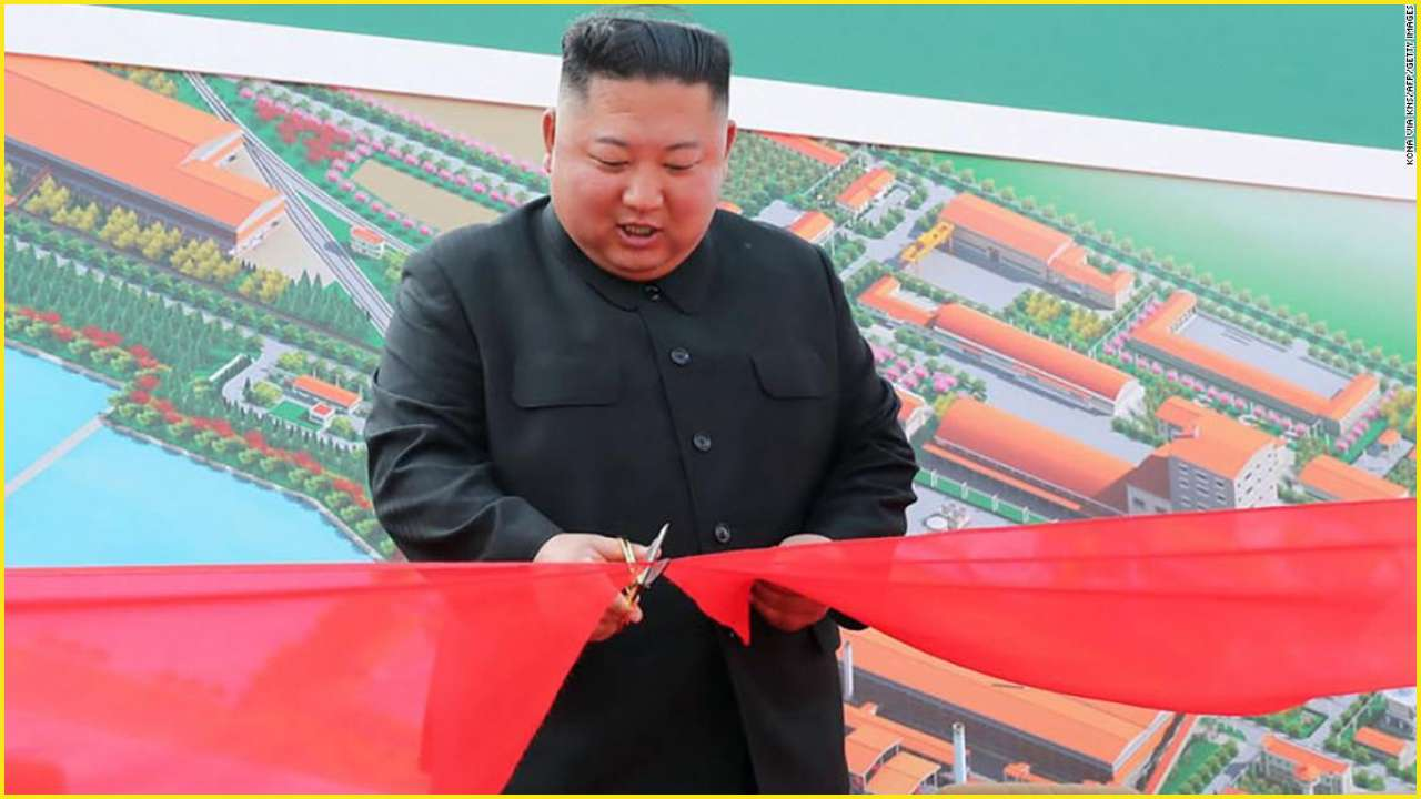 Fertiliser Factory Inaugurated By Kim Jong Un In North Korea Which Can T Produce Fertiliser