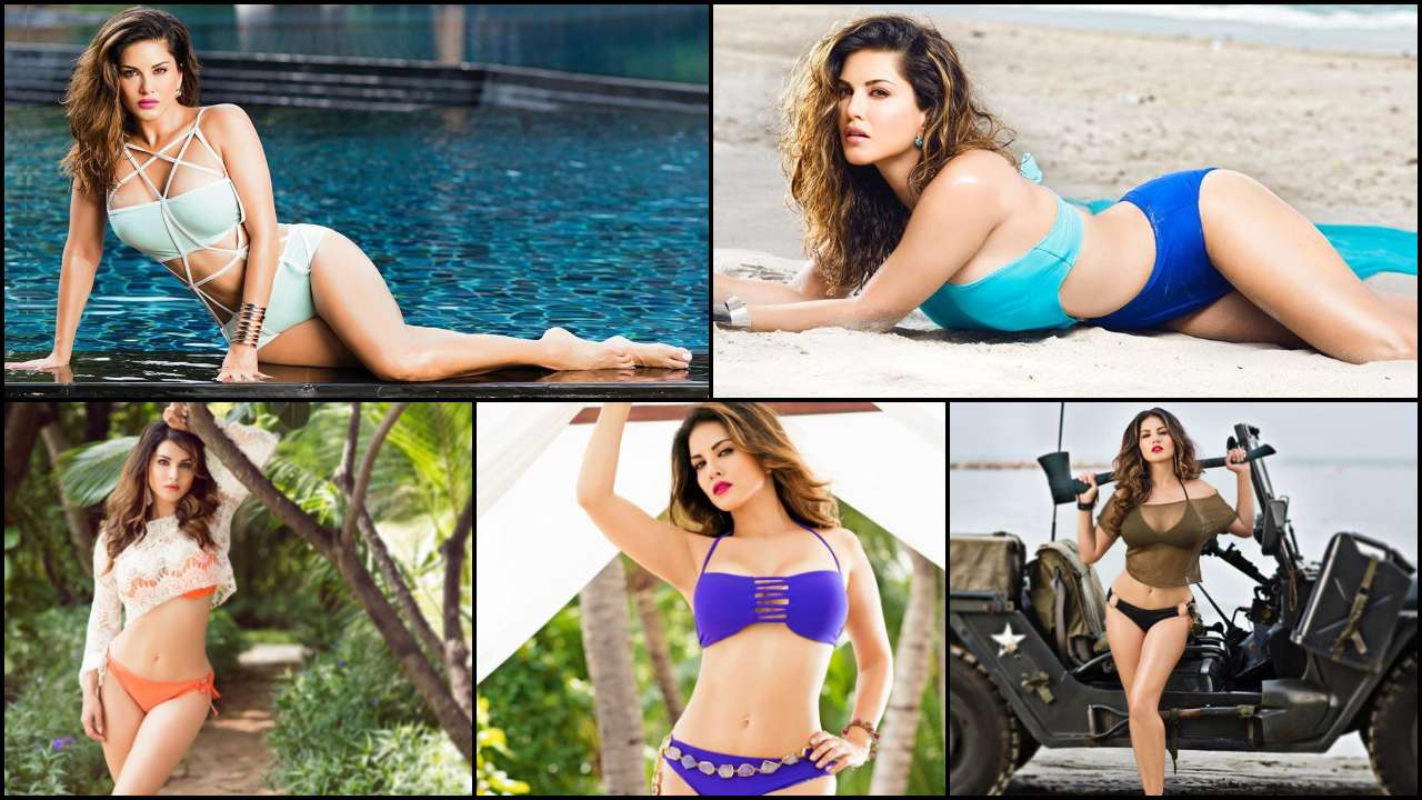 Happy Birthday Sunny Leone: Here are the hottest photos of her in swimsuits to raise temperature