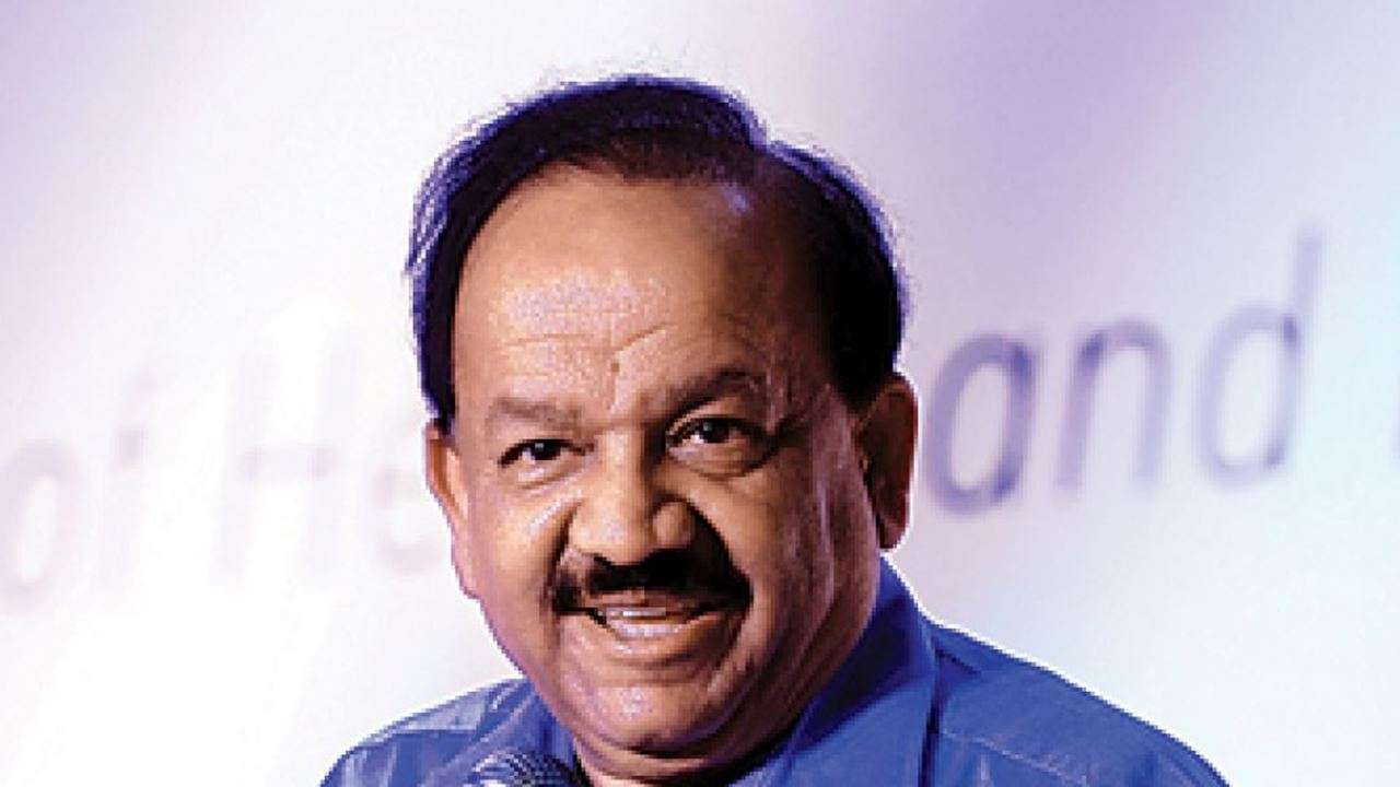 Dr Harsh Vardhan set to become chairman of WHO Executive Board on ...
