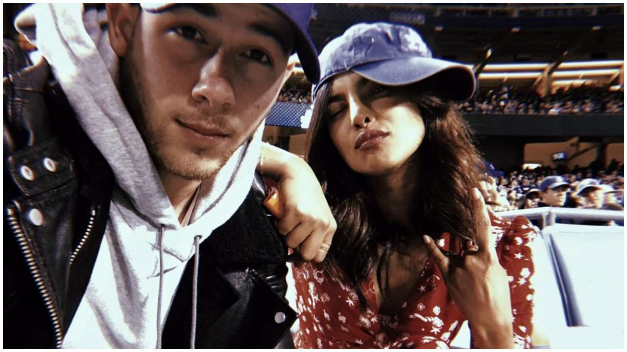 Priyanka Chopra celebrates two years of being together with Nick Jonas, shares their first pic together