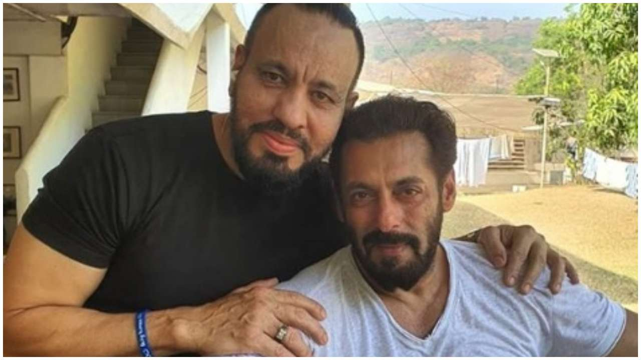 My EID is never complete without my Maalik': Salman Khan's bodyguard Shera  shares pic of his Eid celebrations at Panvel