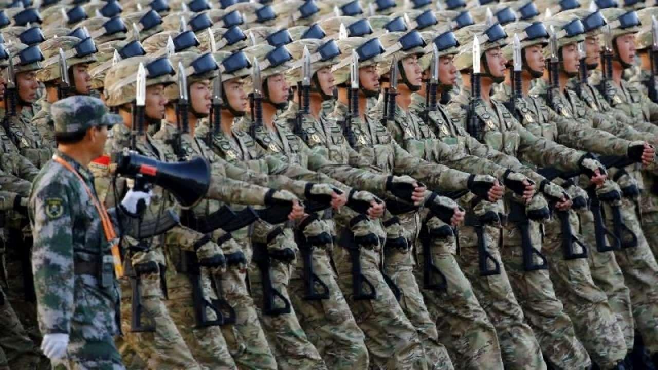 Image result for चीनी राष्ट्रपति जिनपिंग ने दिए 'युद्ध की तैयारी' के आदेश, भारतीय सीमा पर तोपों की तैनाती में जुटी PLA Read more at: https://hindi.oneindia.com/news/international/chinese-president-xi-jinping-calls-the-military-pla-to-get-ready-for-war-combat-force-headed-india-602747.html