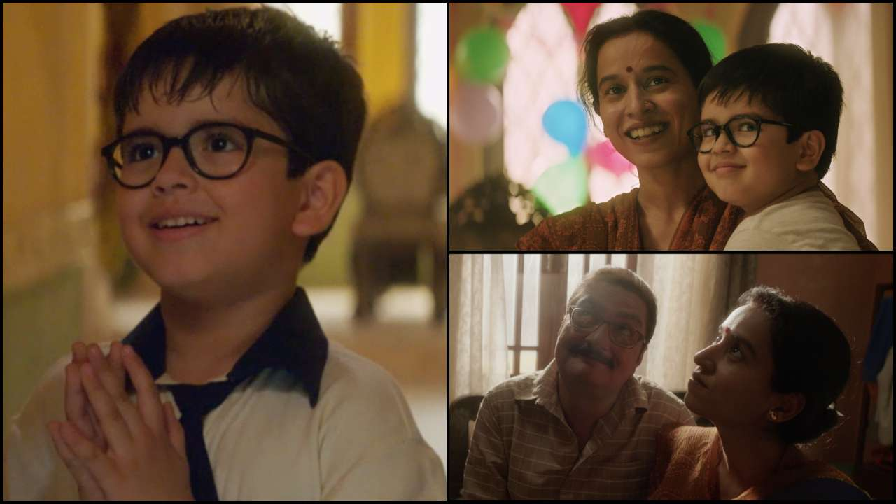 'Chintu Ka Birthday' trailer: Vinay Pathak-Tillotama Shome's film shows family stuck in war-torn Iraq