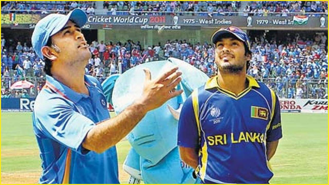 MS Dhoni insisted on second toss in 2011 World Cup final: Kumar ...