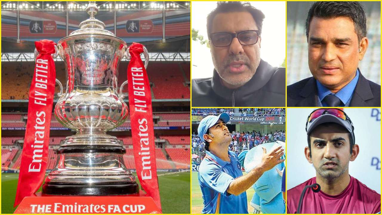 Top sports news: FA Cup to resume from June 27, Waqar Younis to quit social media and more