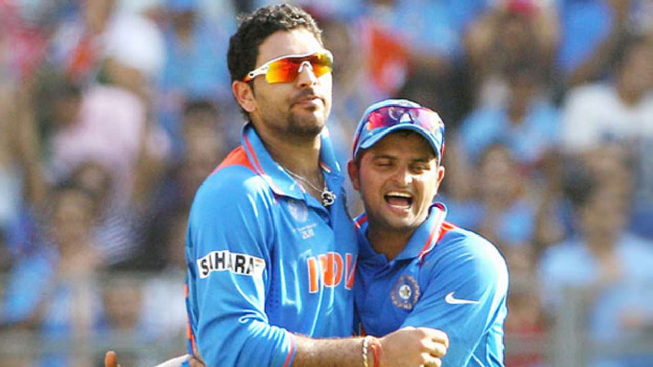 'Chances are that you'll play': Suresh Raina recalls Yuvraj Singh's call night before his Test debut against Sri Lanka