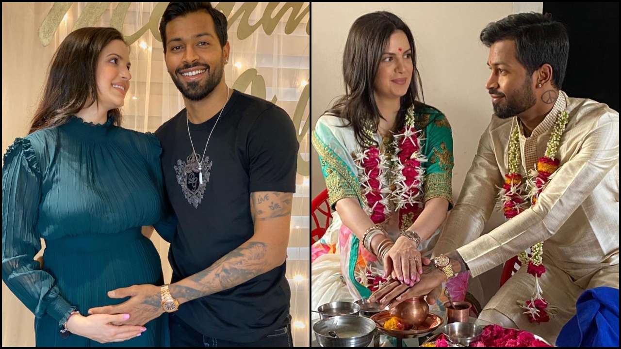 'It is just about to get better': Hardik Pandya announces Natasa Stankovic's pregnancy, shares wedding photo