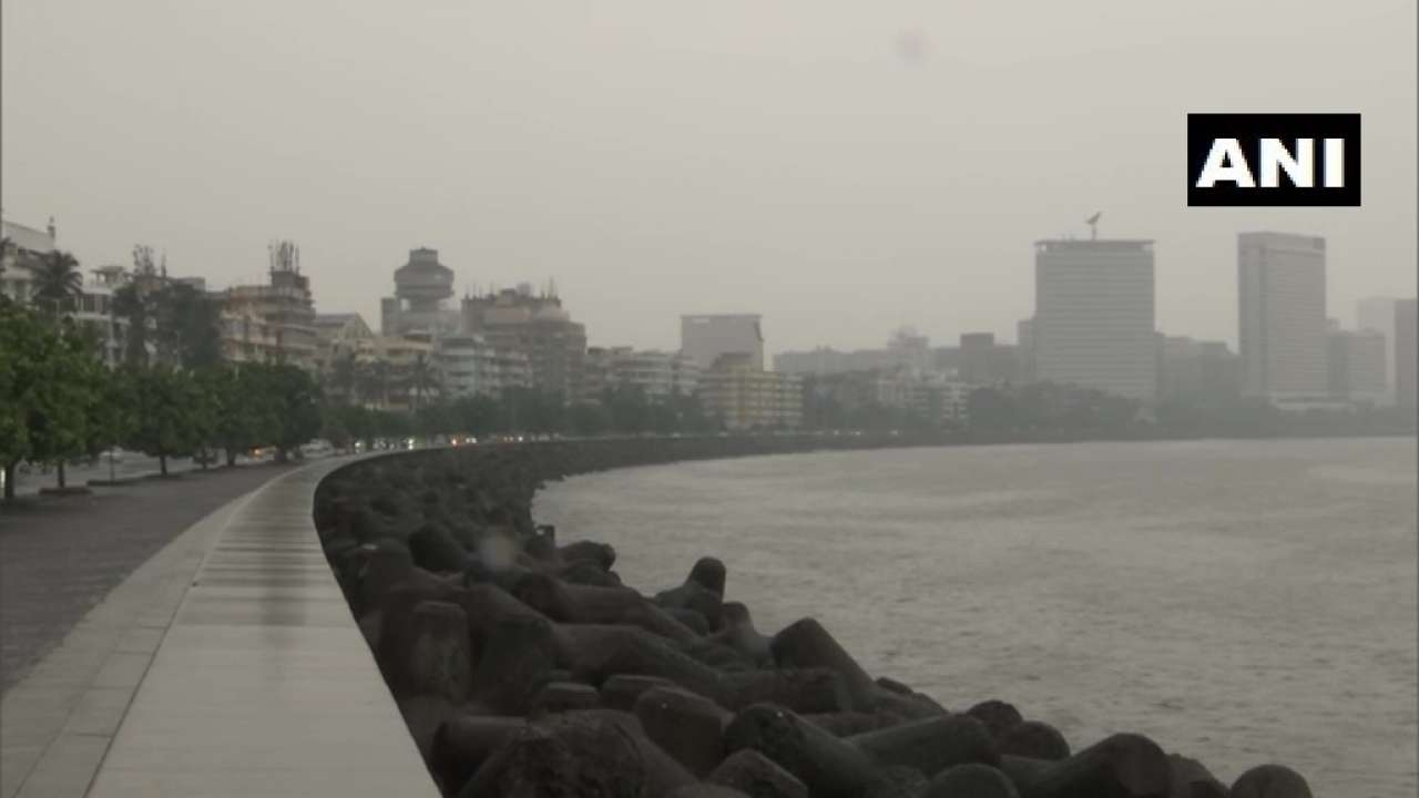 Mumbai receives fresh rainfall as 'Nisarga' inches closer to western coast