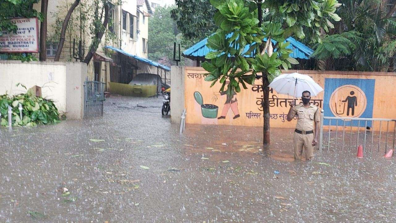 Day after cyclone Nisarga, heavy rains lash Mumbai; several areas waterlogged