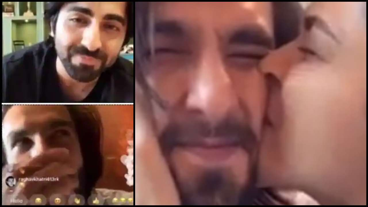 Ranveer Singh walks out from live chat with Ayushmann Khurrana after Deepika Padukone 'scolds him for talking loudly'