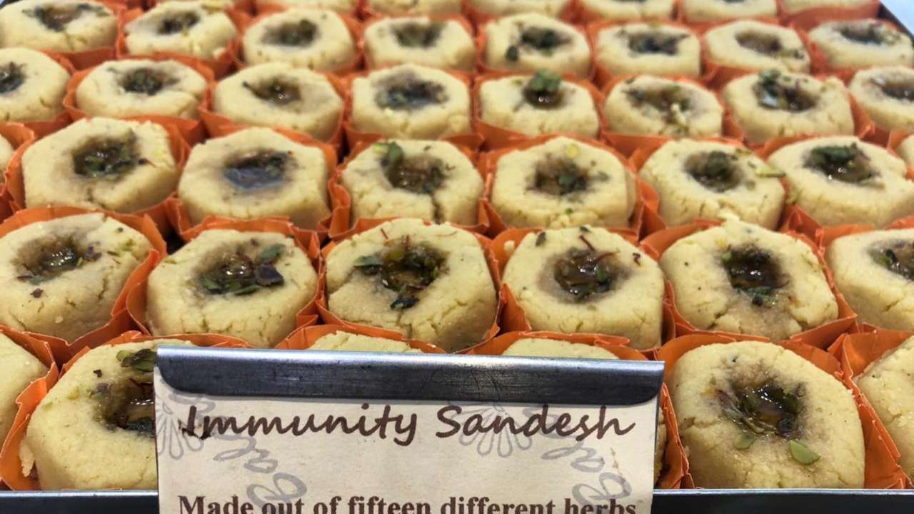West Bengal: Special 'immunity-boosting' sweet in market to fight COVID-19
