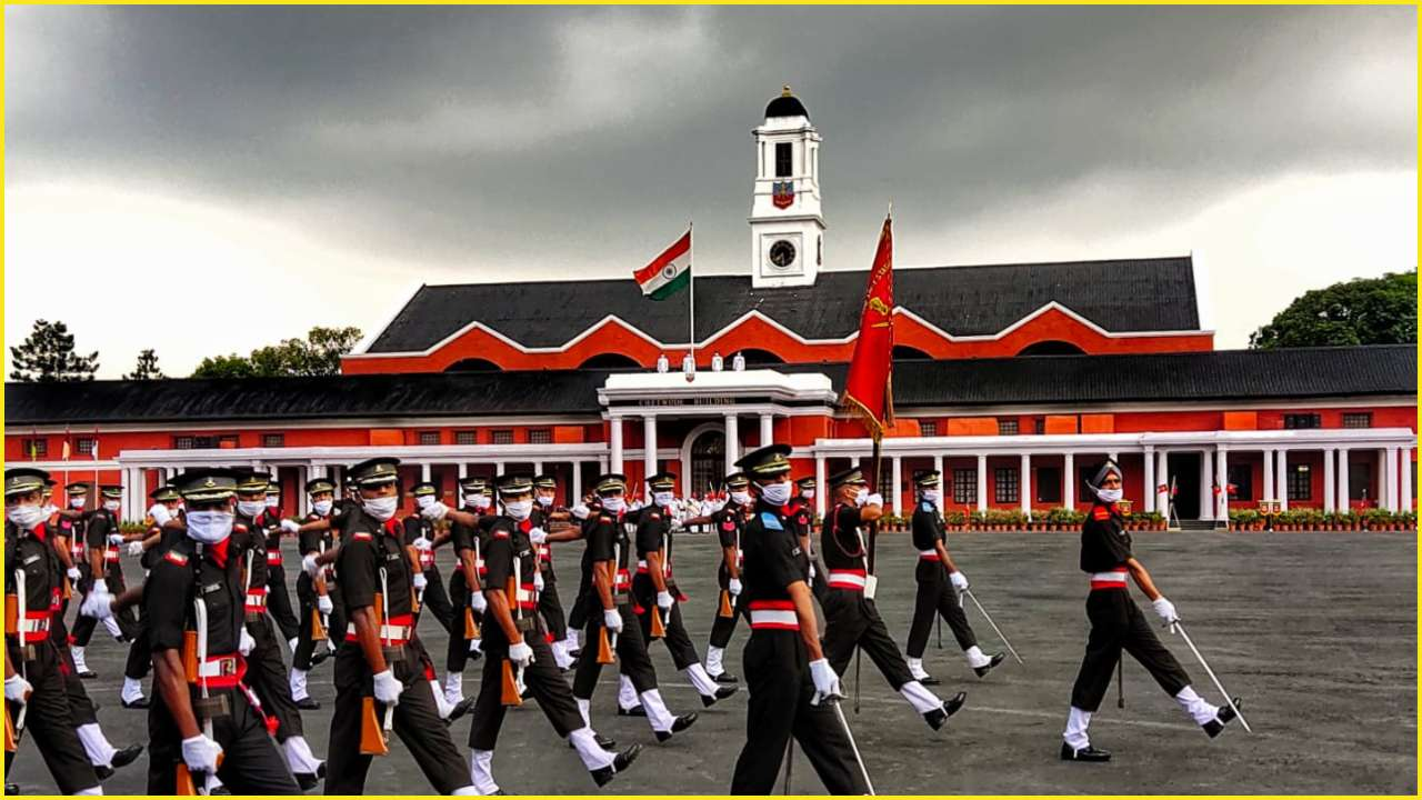 IMA Passing Out Parade takes place under COVID-19 shadow; event streamed  live