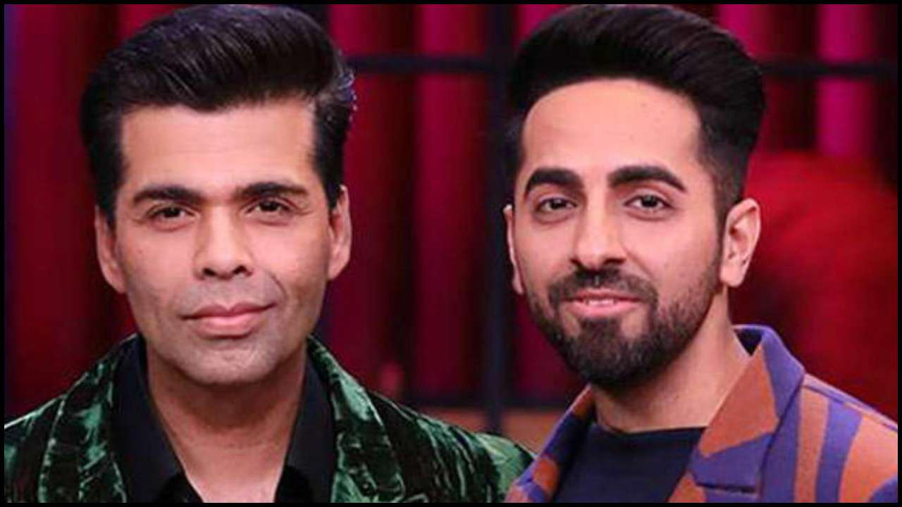 Viral: When KJo rejected Ayushmann because 'they work with star kids'