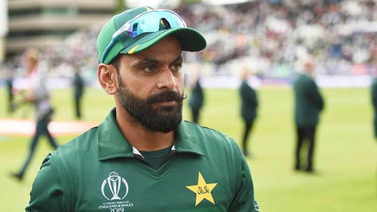 After Testing Positive For Covid 19 Pakistan All Rounder Mohammad Hafeez S New Result Shows Negative