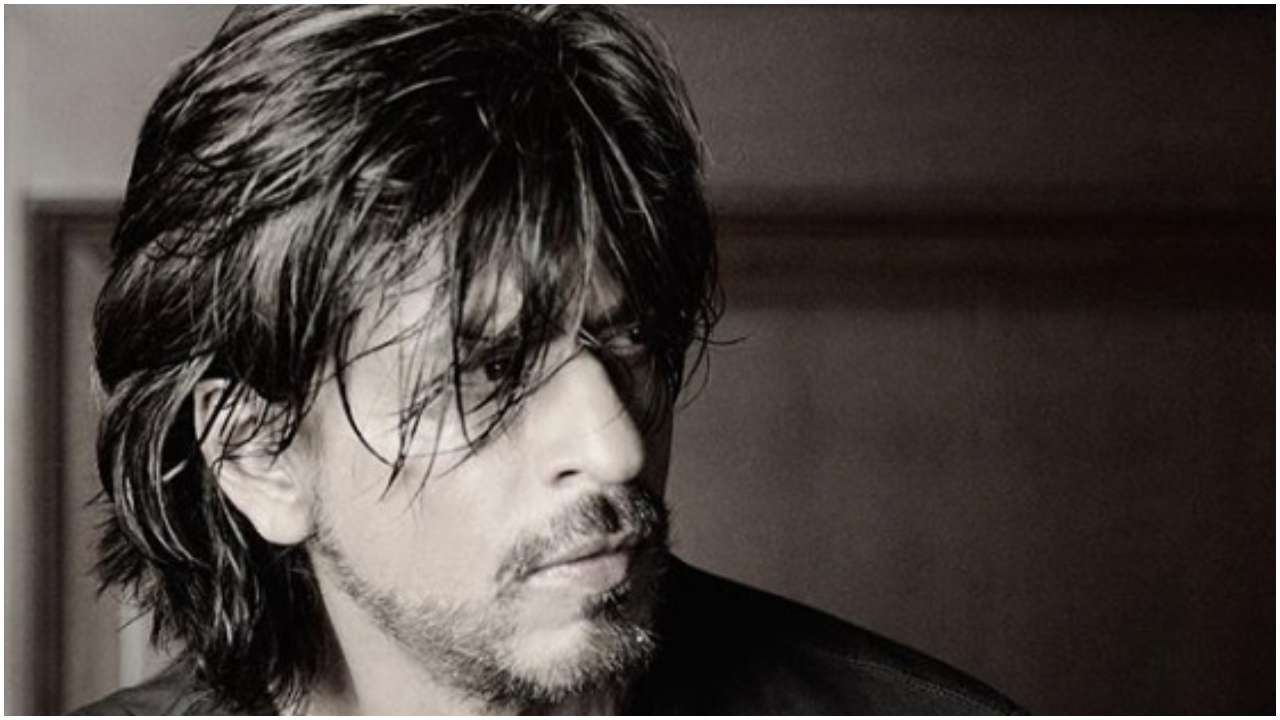 28 years & counting': Shah Rukh Khan shares pic with lockdown hairdo, beard  as he celebrates journey in Bollywood