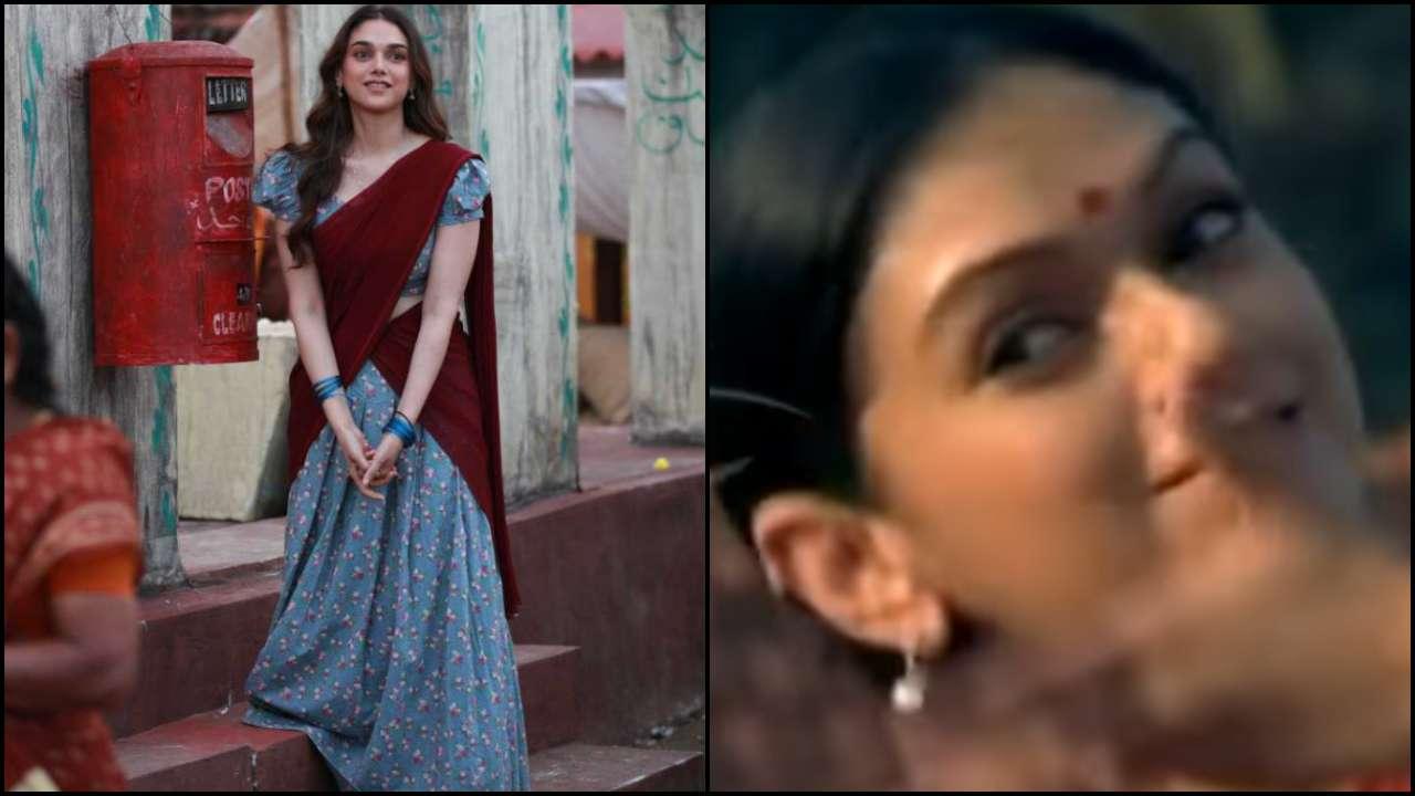 EXCLUSIVE: Aditi Rao Hydari clarifies how 'Sufiyum Sujatayum' is her Malayalam debut and not Mammootty's 'Prajapathi'
