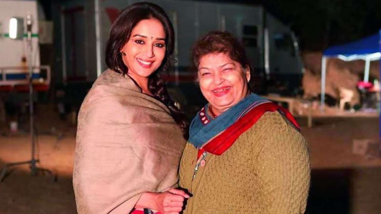 Madhuri Dixit Nene mourns demise of 'friend and guru' Saroj Khan, says 'devastated by loss'
