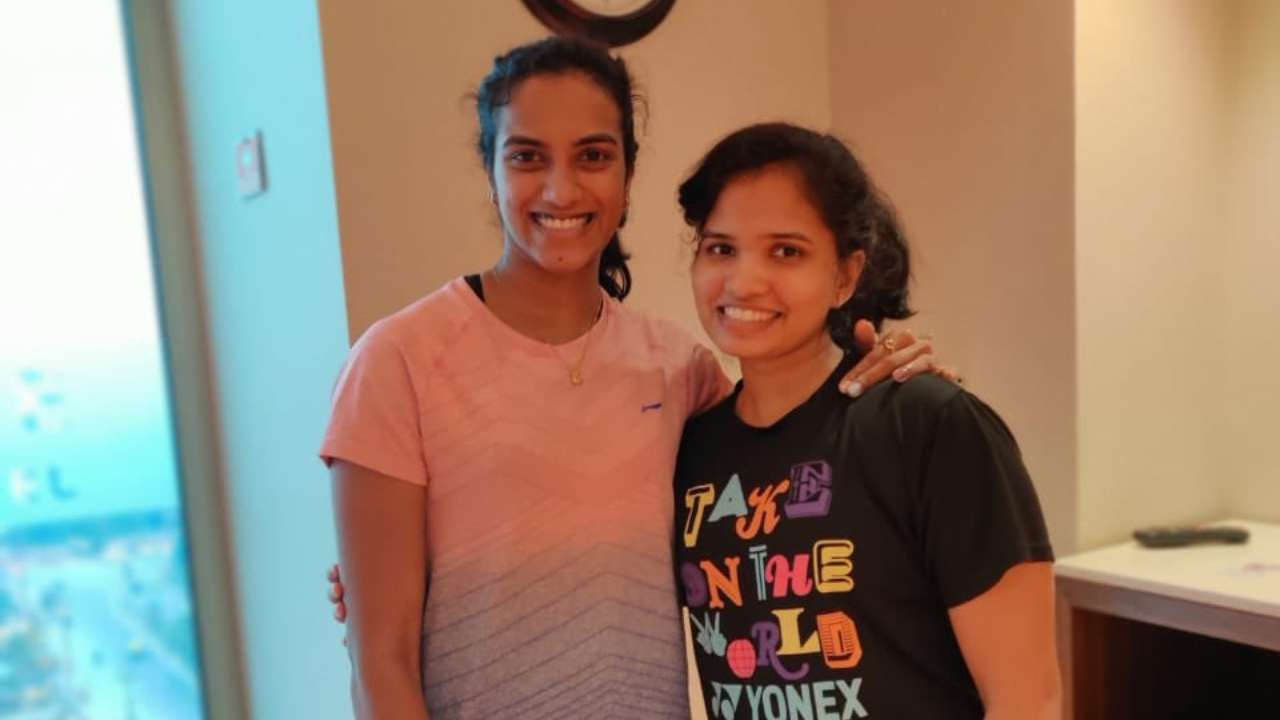 Indian double's shuttler Sikki Reddy wishes 'closest and oldest friend' PV Sindhu happy birthday