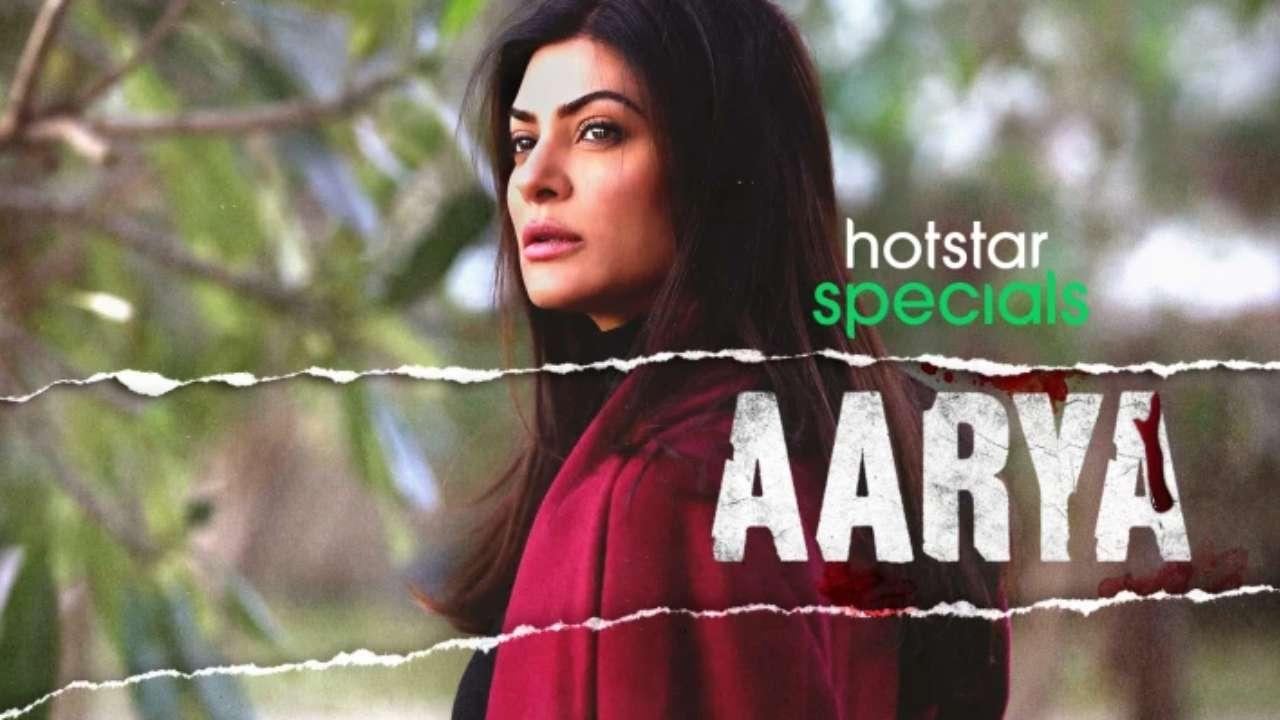 Sushmita Sen announces 'Aarya' season 2 during Instagram live session with  Ram Madhvani