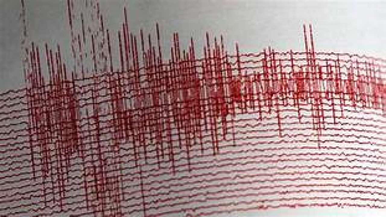 Earthquake of magnitude 4.6 hits Mizoram; seventh in last two weeks