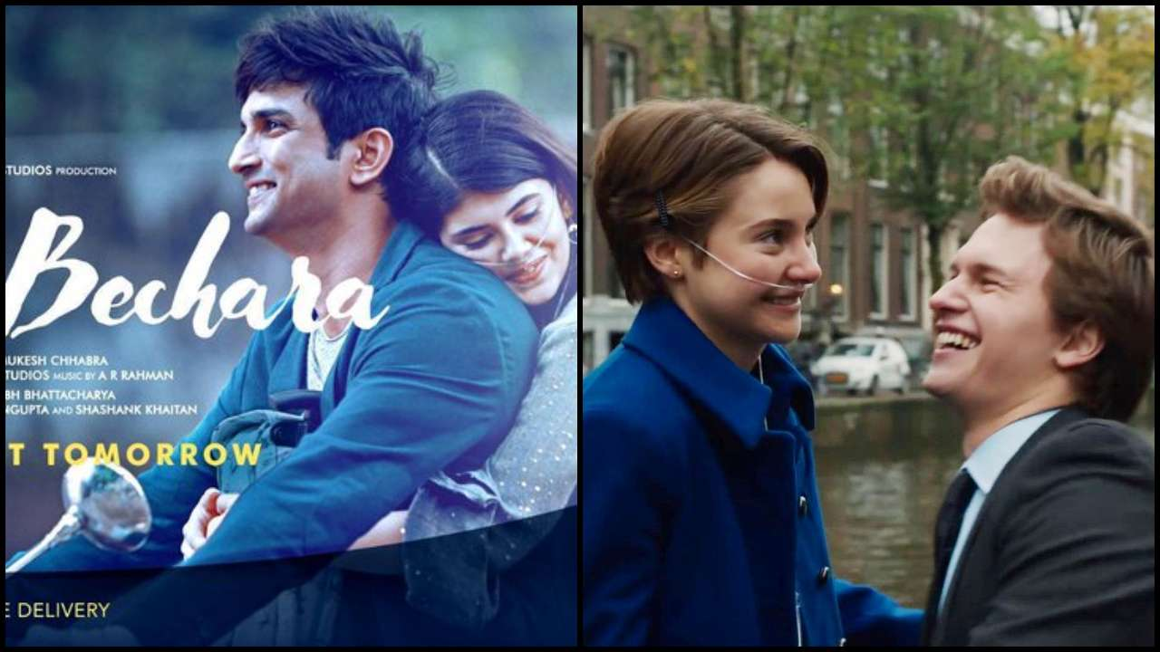 When 'The Fault In Our Stars' actors Ansel, Shailene said they would watch Sushant Singh Rajput's 'Dil Bechara' together
