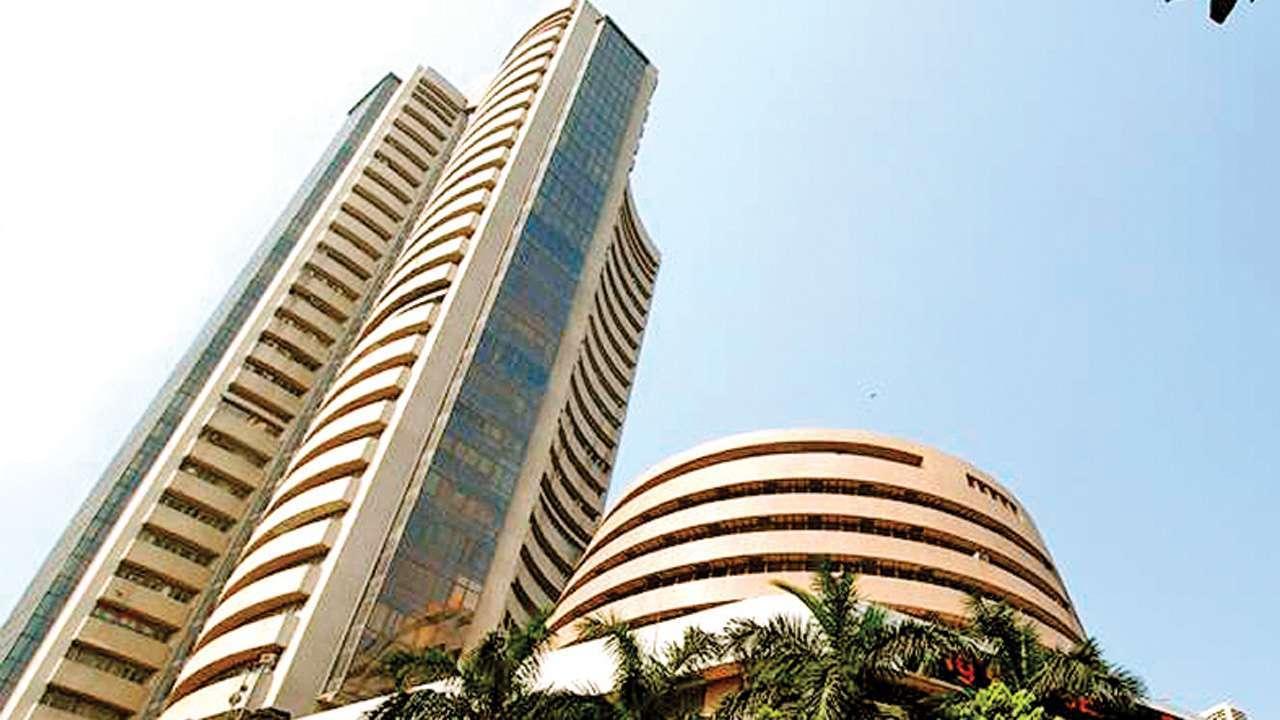Sensex jumps 187 points, Nifty nears 10,800 mark