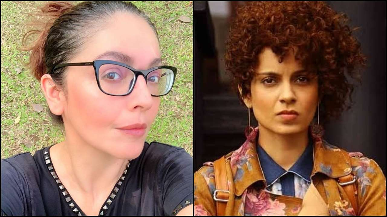 'Doesn't give your father license to throw chappals at her': Kangana Ranaut slams Pooja Bhatt after 'launch' reminder