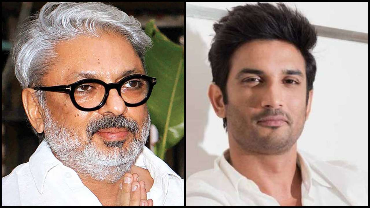 Photo of Sanjay Leela Bhansali could not cast Sushant Singh Rajput in four movies due to unavailability of …