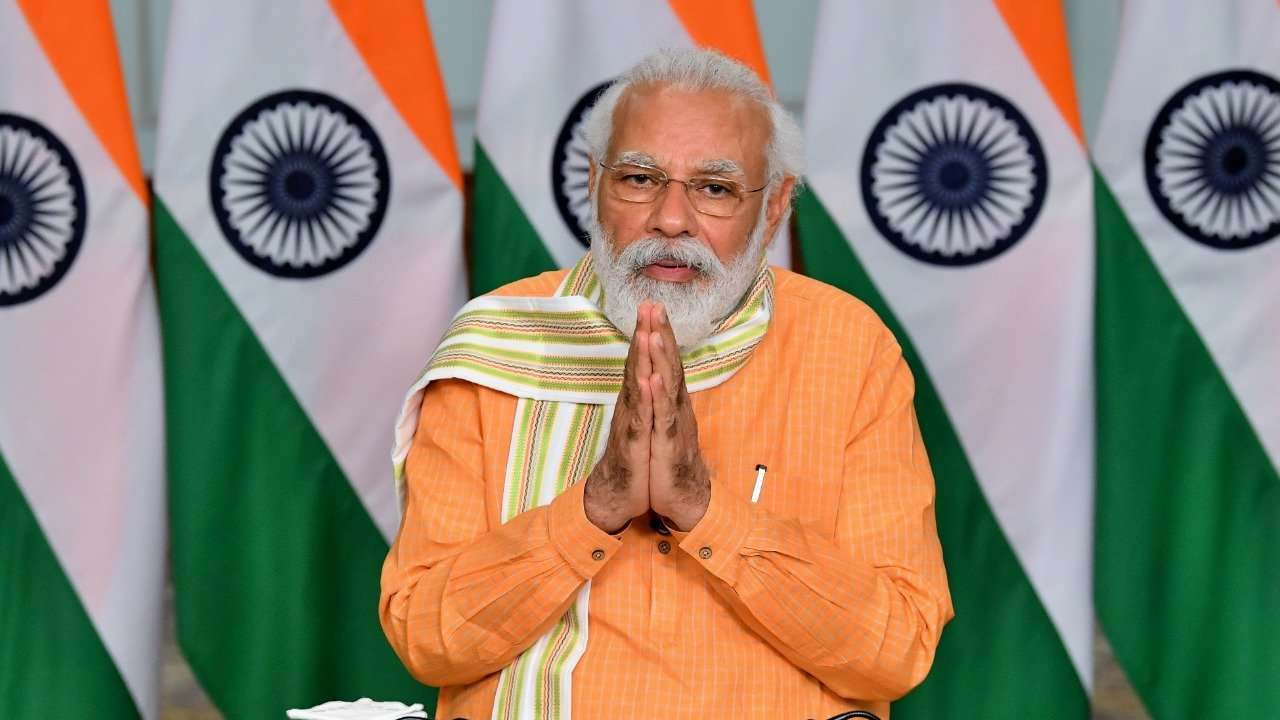 'India laying red carpet for you': PM Modi woos global companies