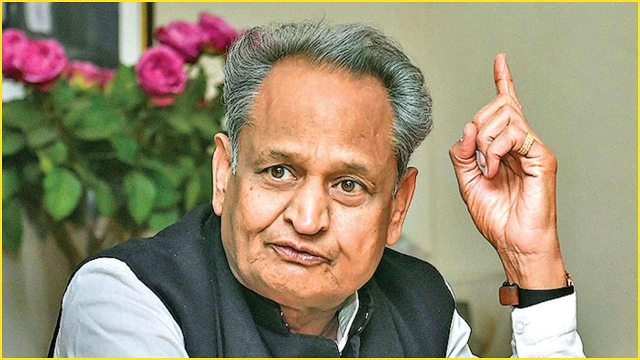 Offering 10-15 crores to MLAs...': Rajasthan CM Ashok Gehlot ...