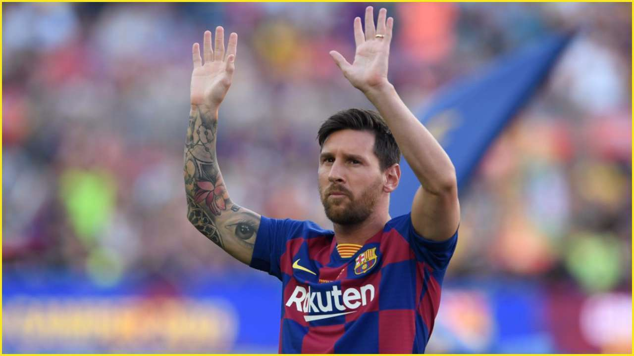 Messi breaks another La Liga record, equals club record for assists during  Barca's 1-0 win over Valladolid