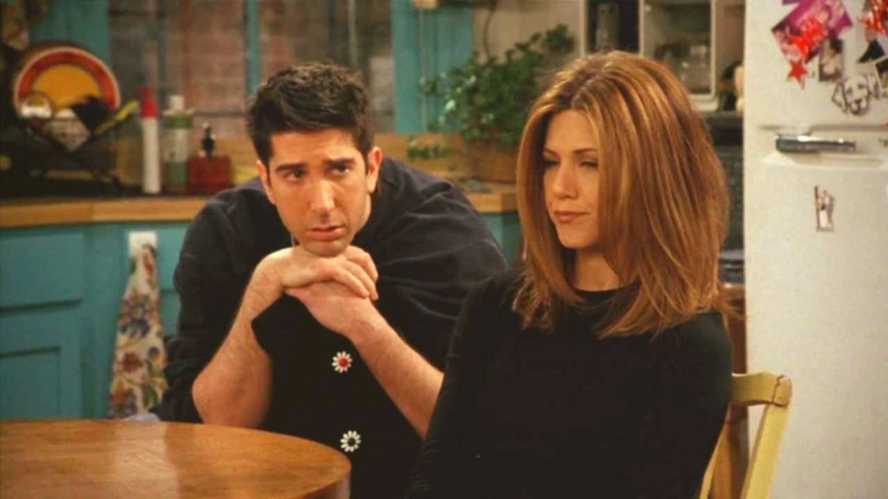 It's not even a question': 'Friends' actor David Schwimmer sets record  straight if Ross and Rachel were on a 'break'