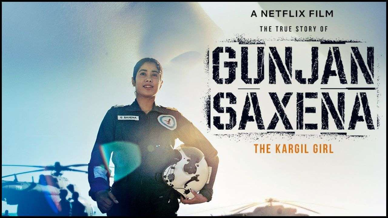 Did You Notice Karan Johar S Name Missing From Gunjan Saxena Poster Trailer