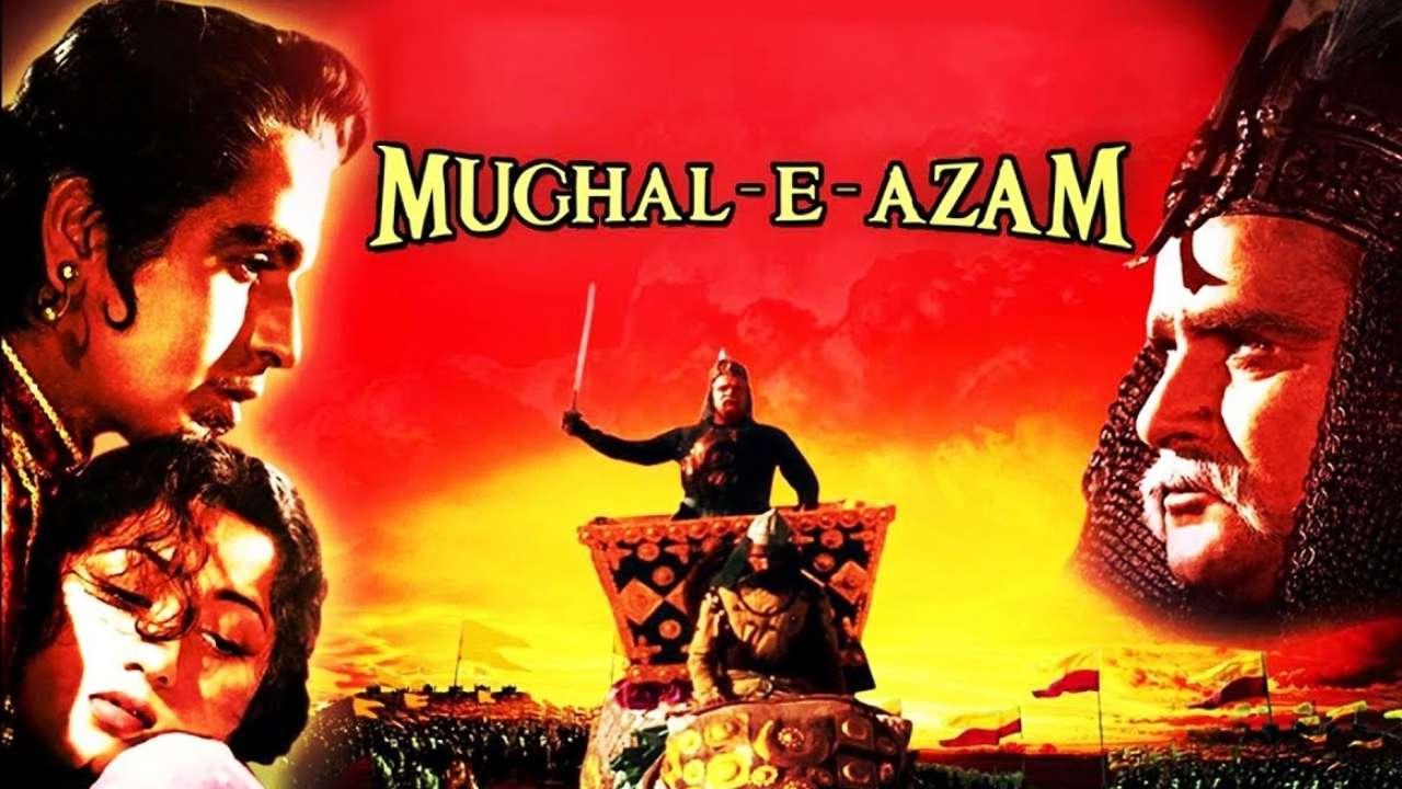 60 Years of 'Mughal-E-Azam': Screenplay of Prithviraj Kapoor, Dilip Kumar  and Madhubala's film makes it to Oscar library