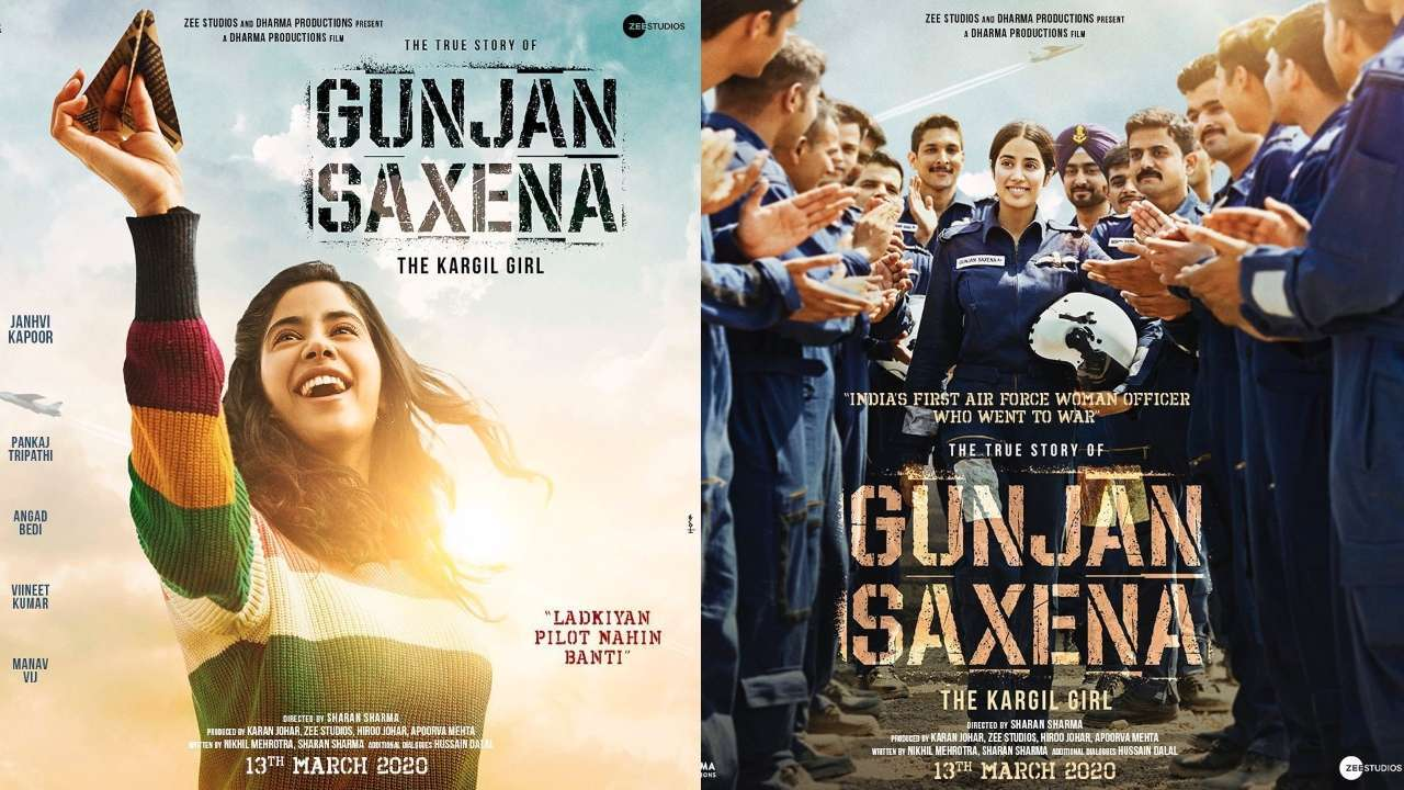 Ncw Asks Makers To Discontinue Gunjan Saxena Screening