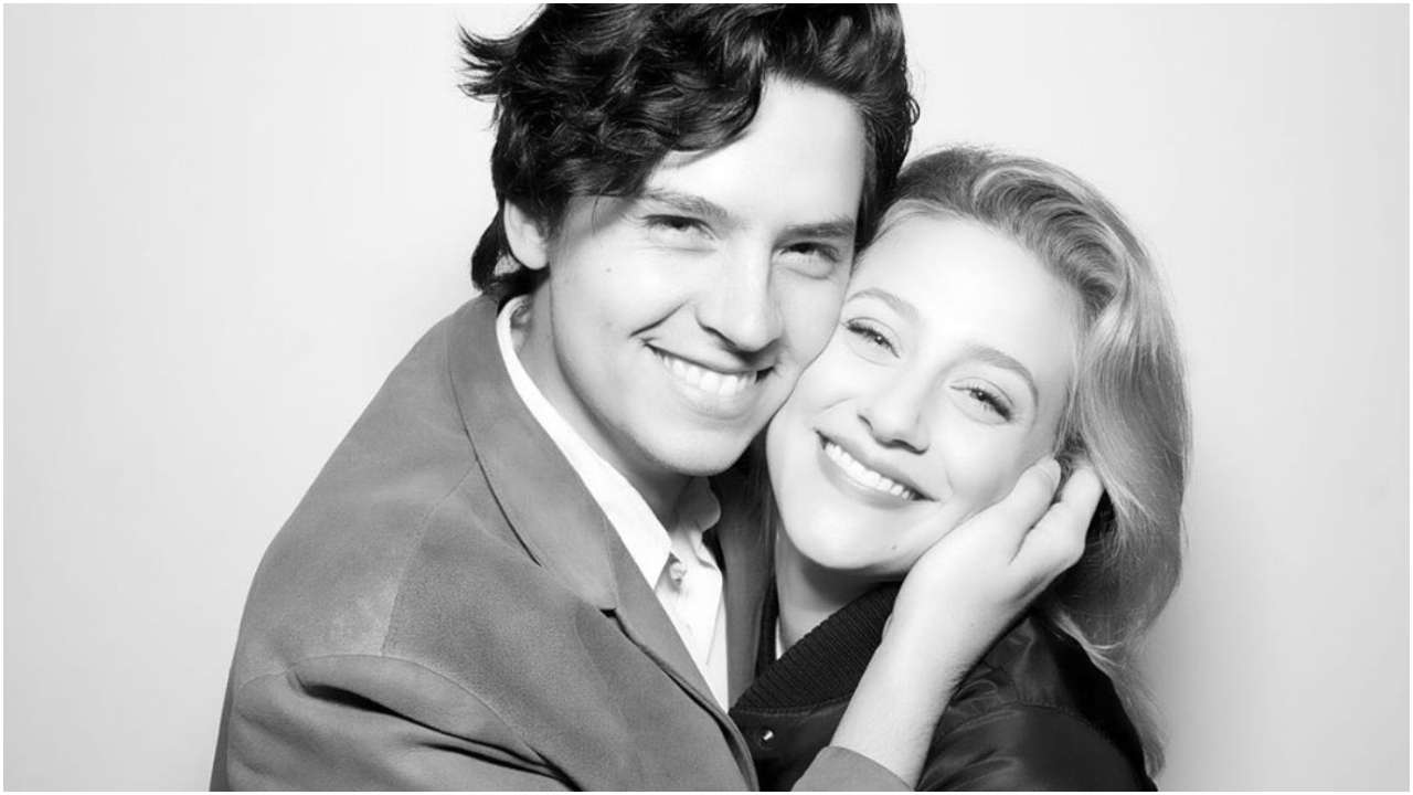 Feel lucky that I had the chance to fall in love': Cole Sprouse ...