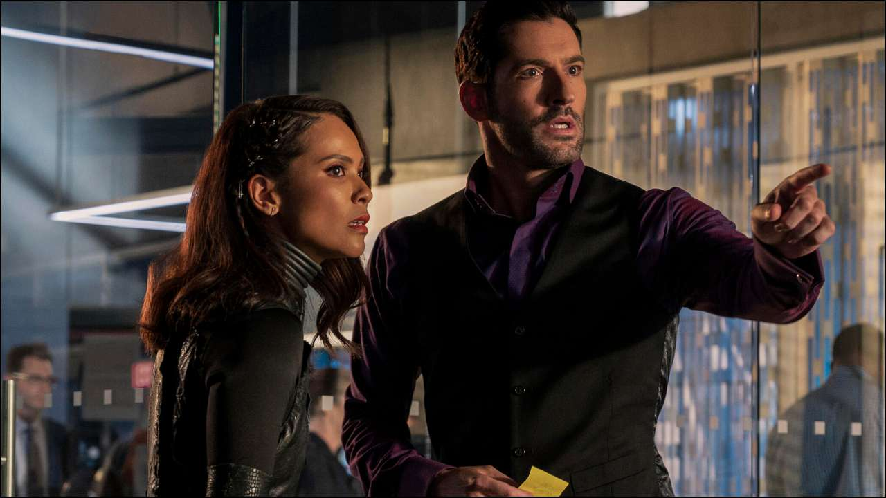 Lucifer Season 5 Part 1 Review Tom Ellis Shows Extreme Lows Highs Throughout The Season Only To End It With A Bang