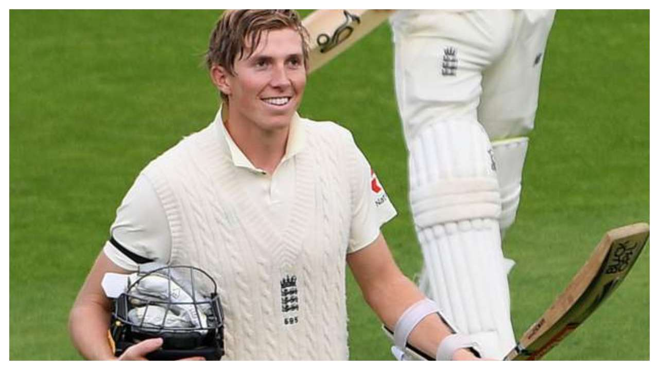 Zak Crawley says 'career flashed before his eyes' after maiden ton vs Pakistan - DNA India