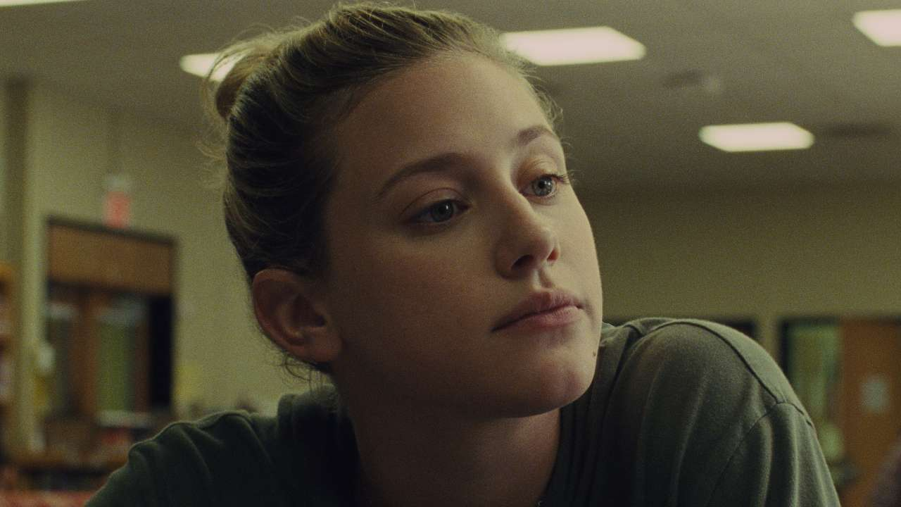 Lili Reinhart on her 'Chemical Hearts' character: What really drew me was her sadness, desire not to attract attention