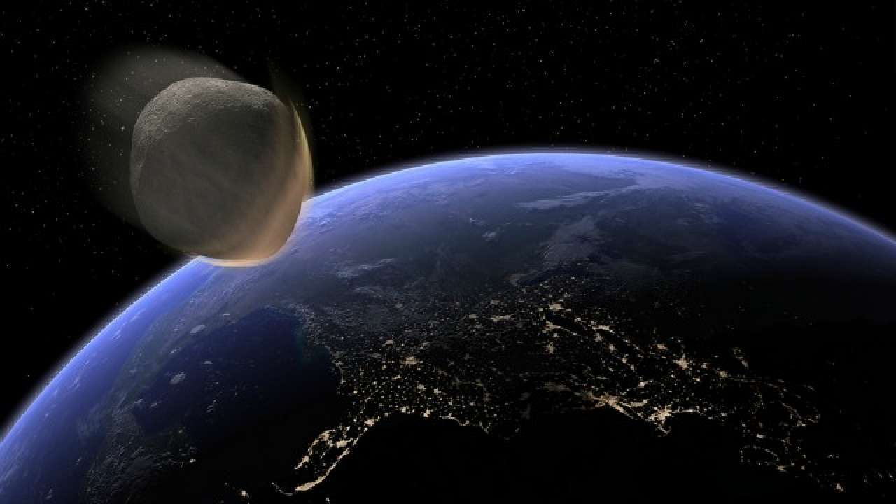 A tiny Asteroid may hit Earth one day before US election on Nov 3 – Earlier, a car-sized asteroid flew past our home planet over the last weekend, i