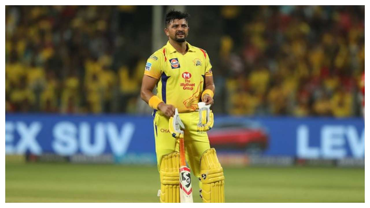 Suresh Raina to miss IPL 2020 for Chennai Super Kings due to personal reasons