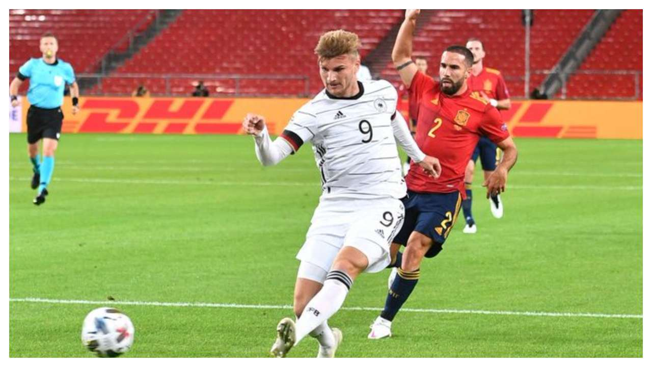 Uefa Nations League Spain Hold Germany To A Draw
