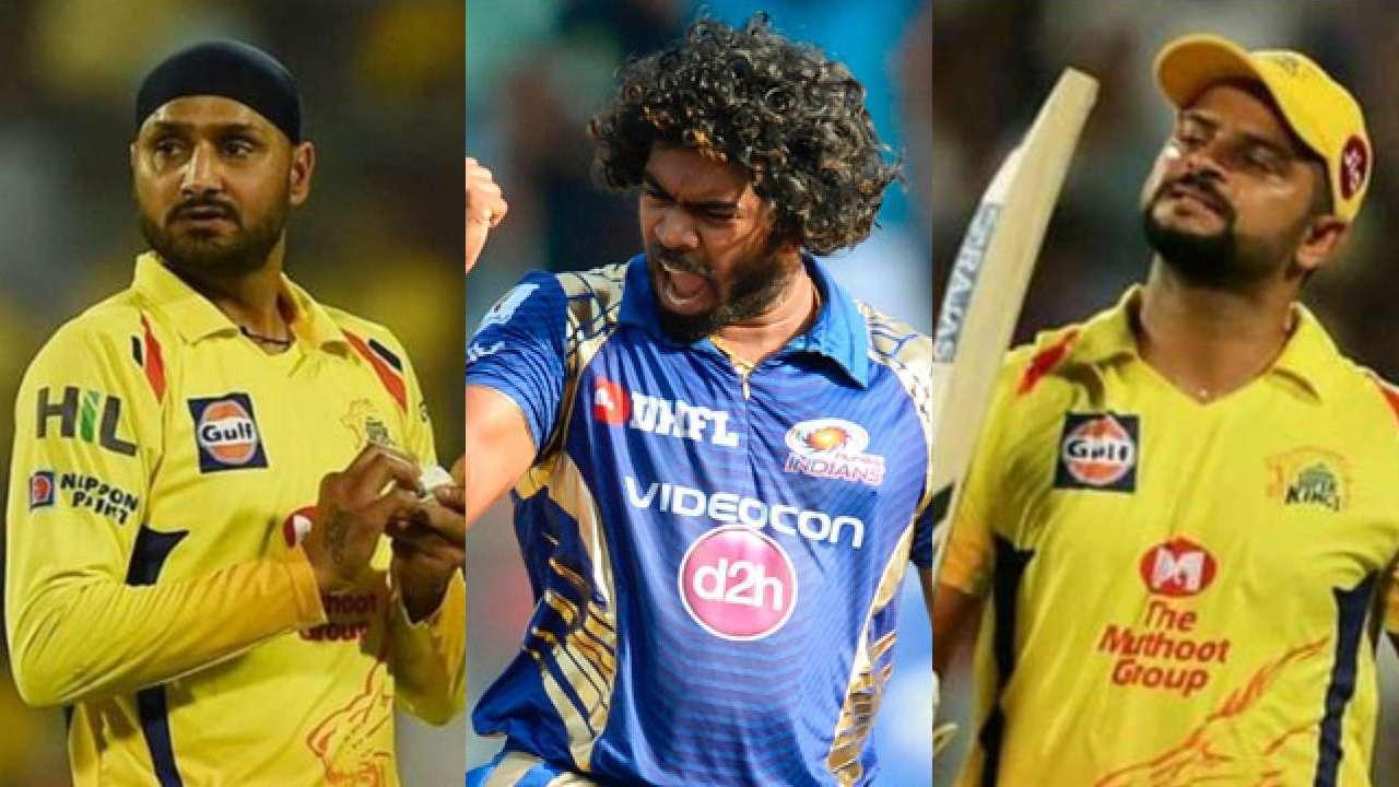 IPL   Who can replace Suresh Raina, Harbhajan Singh and Lasith Malinga in  IPL 2020?   Cricket News