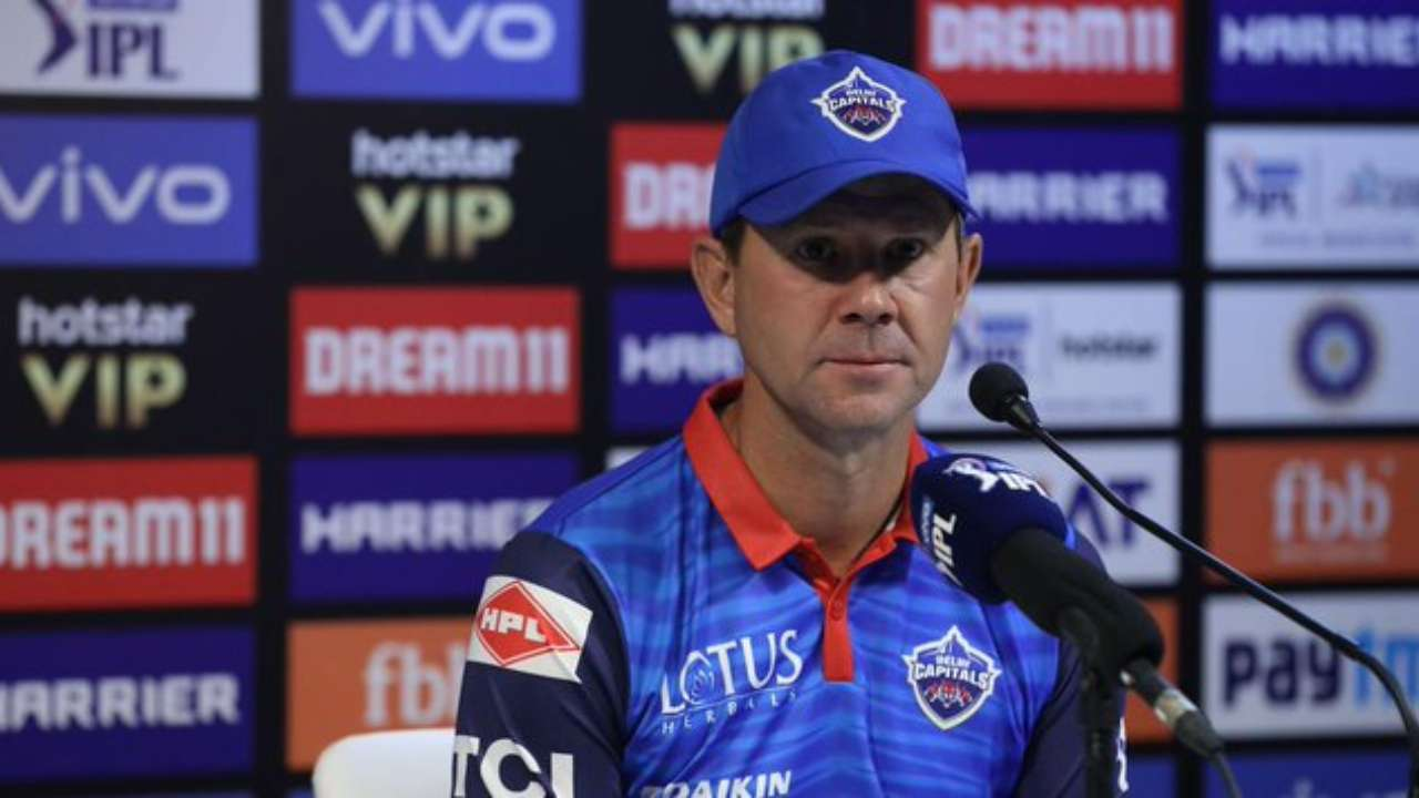 Go Easy, Not Lazy' – Ricky Ponting's instructions to Delhi Capitals for IPL 2020