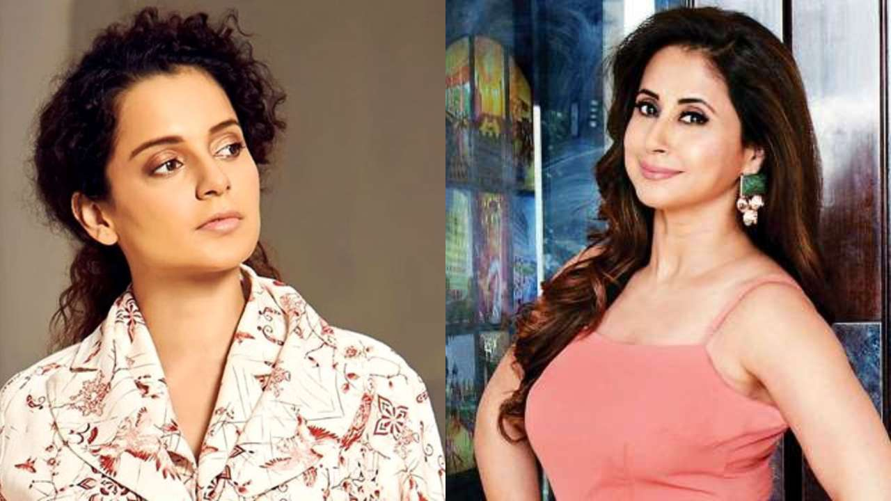 Kangana Ranaut-Urmila Matondkar: Former refers to Sunny Leone ...