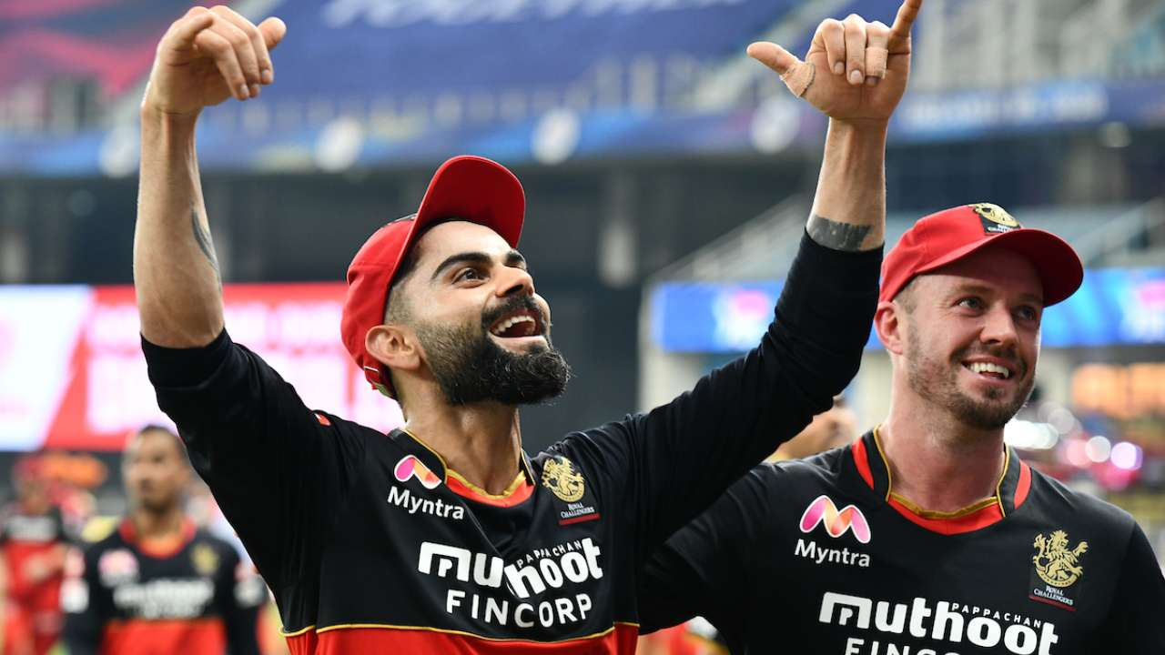 IPL 2020 points table: RCB's win over SRH help them grab top spot from CSK