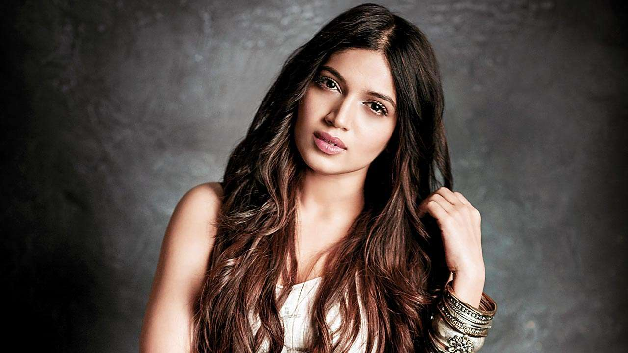 'Never want to fit into a mould as an artiste', says actress Bhumi Pednekar
