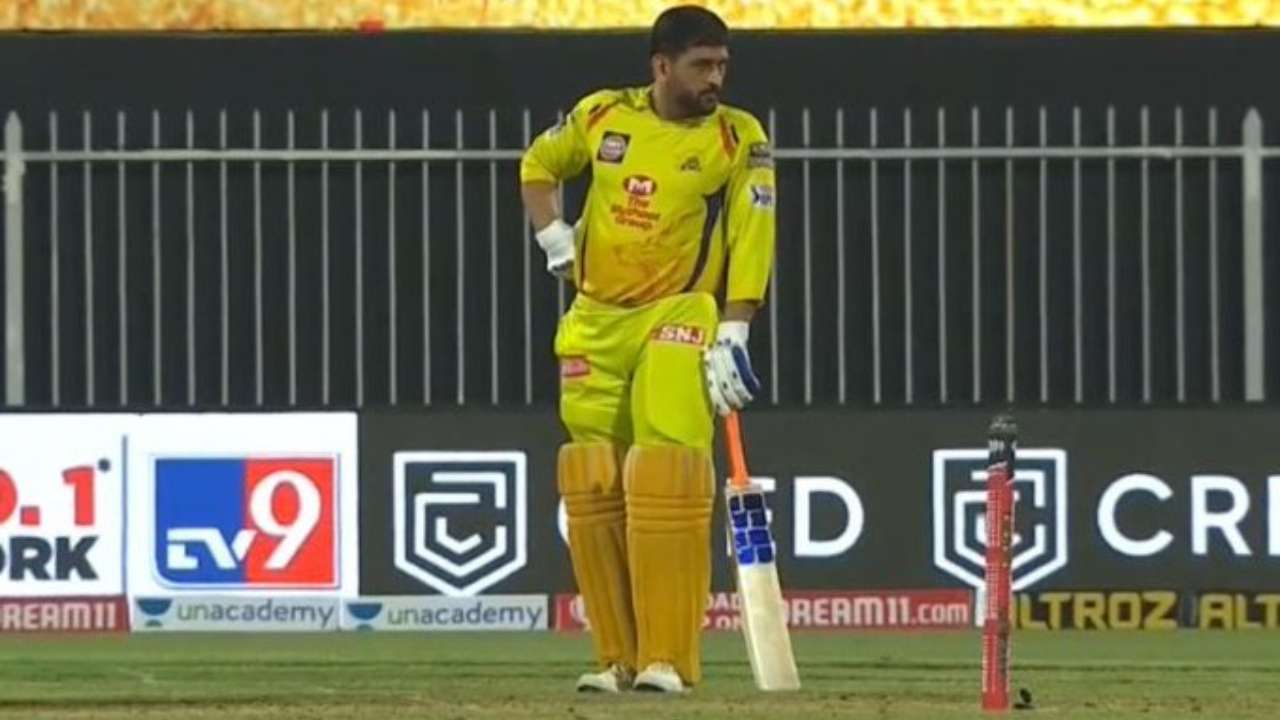 MS Dhoni's batting in RR vs CSK clash in IPL 2020 draws mixed response from Twitteratis