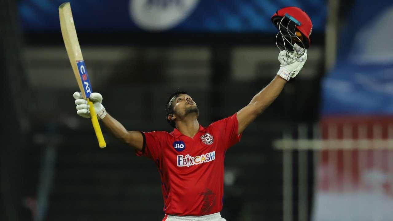 Mayank Agarwal | IPL 2020: Twitter lauds Mayank Agarwal's maiden IPL century in RR vs KXIP clash | Cricket News