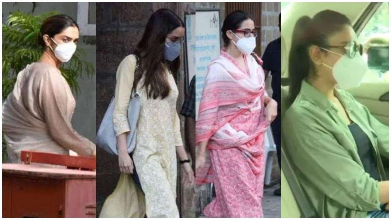 NCB official reveals Deepika Padukone, Sara Ali Khan, Shraddha Kapoor said  they don't even smoke